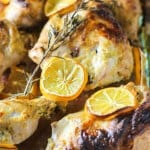 Dijon and Meyer Lemon Chicken