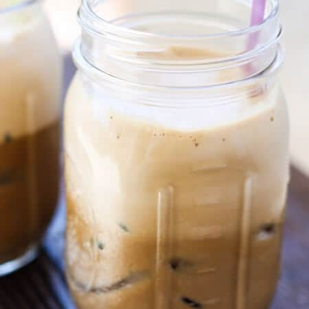 Greek Frappe Coffee – fluffy & chilled coffee goodness.