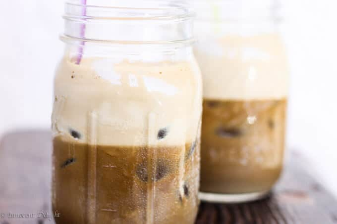 Greek Frappe Coffee is an amazingly light and creamy iced coffee that is both refreshing and comforting, all at once. Fluffy and chilled coffee(?)......yes, please.