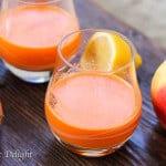 Carrots Apple Juice