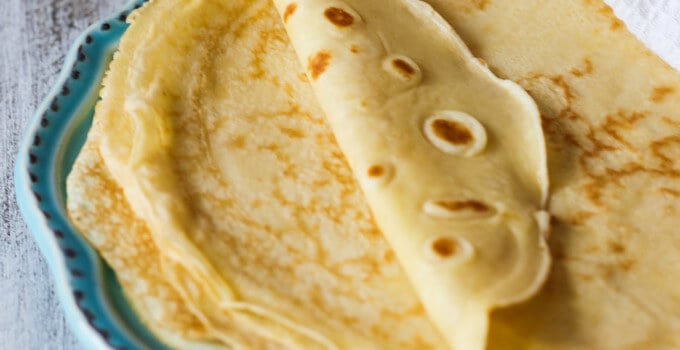 Perfect French Crepes – made the easy way