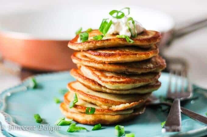 European Style Potato Pancakes