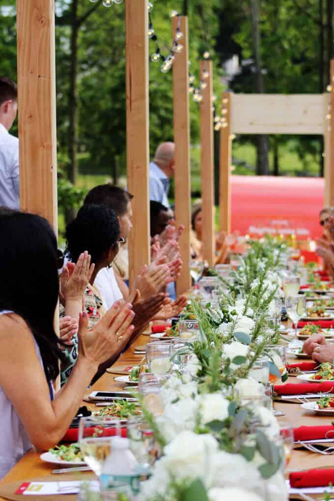 At the Mezzetta Table #mezzetta #dontforgetmezzetta #ad
