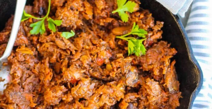 Bigos – Polish Hunter Stew