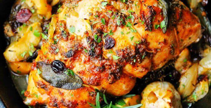 Fall Harvest Roasted Turkey Breast