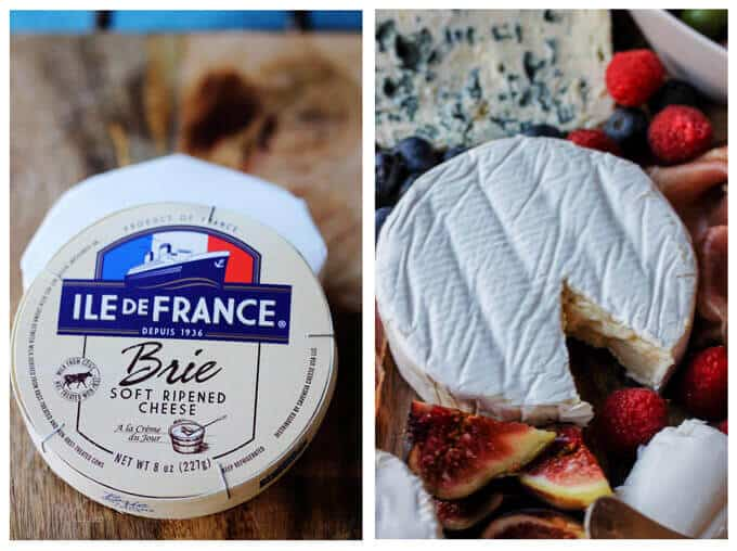 Building the Perfect French Cheese Board can be easier then one might think. This guideline for cheese and wine pairings will help to make any appetizer round super easy, and without losing elegance and sophistication. #ad