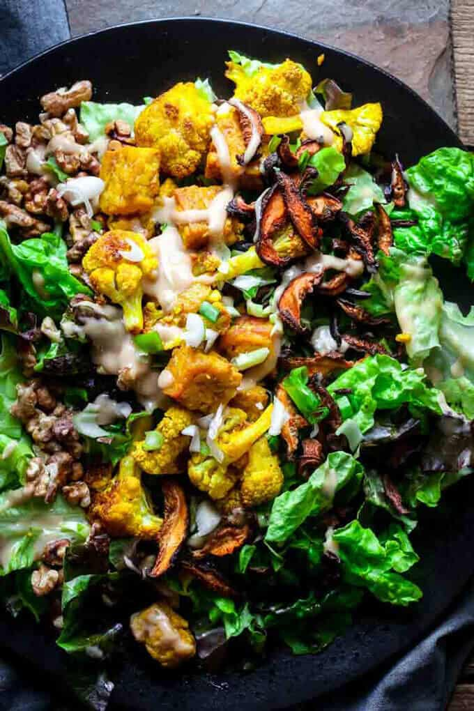 Discussion on this topic: Loaded Mediterranean Salad With Cauliflower Tabbouleh, loaded-mediterranean-salad-with-cauliflower-tabbouleh/