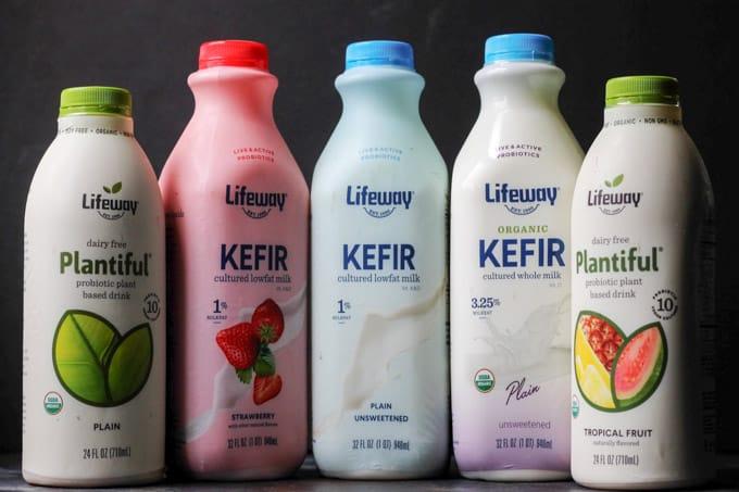 Lifeway Kefir Products